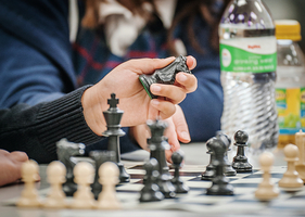 Bishop Ward Hosts Wyandotte Catholic Schools' Chess Tournament