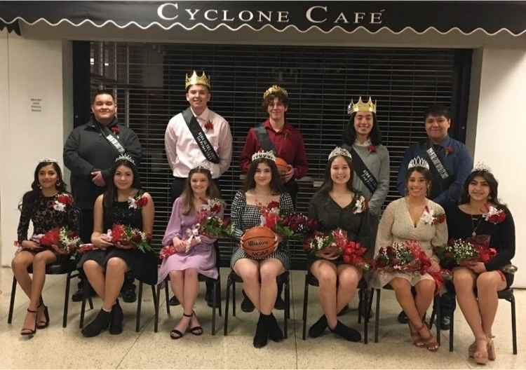 Bishop Ward Royalty