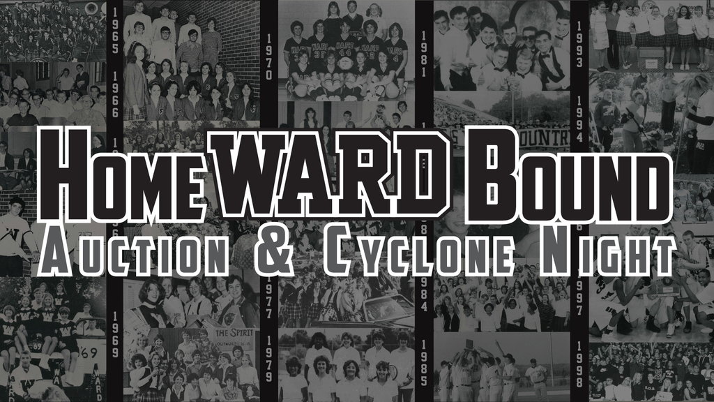 HomeWARD Bound - Auction & Cyclone Night