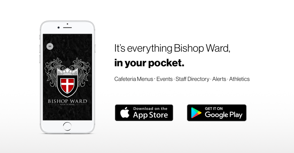 It's Everything Bishop Ward, in your pocket.